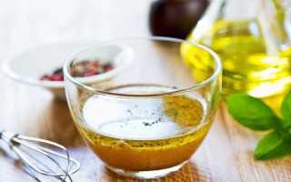 Соус для греческого салата рецепт
