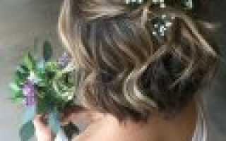 18 самых удачных женских причёсок с закрытыми ушами