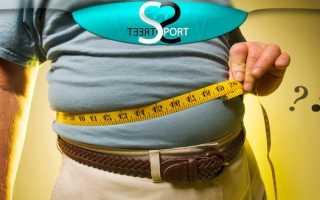 Как быстро убрать жир с боков на талии в домашних условиях