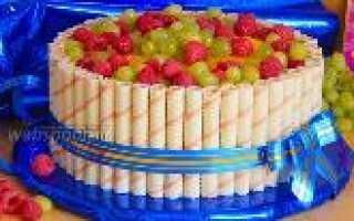 Торт с желе и фруктами: как приготовить, советыТорт с желе и фруктами: как приготовить, советы: как приготовить, советы