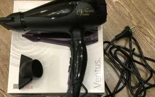 Как правильно выбрать фен для волос