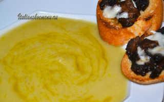 Картофельный суп-пюре с луком-пореем: как приготовить, советыКартофельный суп-пюре с луком-пореем: как приготовить, советы: как приготовить, советы