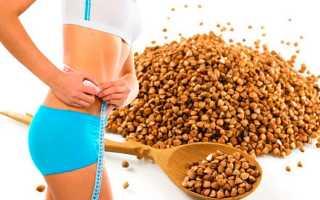 Гречневая диета – советы для похудения